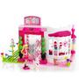 Microbloks - Barbie - Pet Shop - Mega Bloks