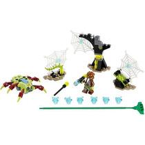 Brinquedo Menino Lego Teias Perigosas Chima Sg Sort 1