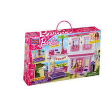 Mega Bloks Barbie - Beach House - 80226
