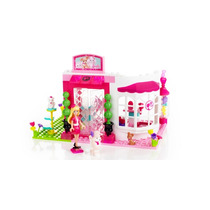 Mega Bloks Barbie - Pet Shop - 80224