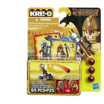 Kre-o Dungeons E Dragons - Conjunto De Ataque - Hasbro