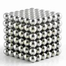 Neocube Prata 216 Imãs Cubo Magnetico Esferas 10mm