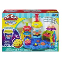 Massa P/ Modelar Play-doh Playset Doceria Magica - Hasbro