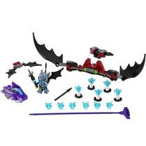 Brinquedo Menino Lego O Ataque Do Morcego Chima Sg Sort 1