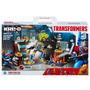 Kre-o Transformers - Galvatron Factory Batle - Hasbro