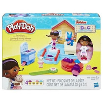 Play Doh Clínica Da Dra Brinquedos B3403 - Hasbro