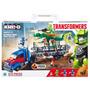 Kre-o Transformers - Optimus Prime Dino Hauler - Hasbro