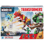 Kre-o Transformers - Scorn Street Chase - Hasbro