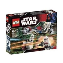 Lego Clone Troopers Battle Pack Star Wars 7655