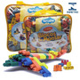 Blocos Montar Legos Plug Idéias Brinquedo Pedagógico 250 Pçs