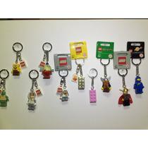 Chaveiro Lego (kit C/ 10) Série Bob Esponja, Viking, Bloco50