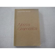 Livro Nossa Gramática - Luiz Antonio Sacconi