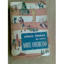 Livro - Obras-primas Do Conto Norte-americano - Sergio Milli
