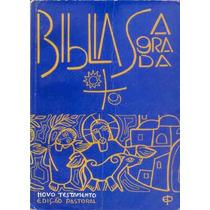 Livro Bíblia Sagrada - Novo Testamento - Edição Pastoral