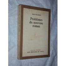 Problèmes Du Nouveau Roman (sebo Amigo)