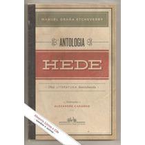 Livro Antologia Hede - Manuel Grana Etcheverry (novo)