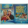 Livros High School Musical - Volume 1 E 2 - Disney