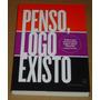 Penso Logo Existo Lesley Levene Livro Novo