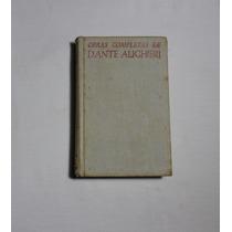 Livro - Obras Completas Dante Alighieri - Frete Gráts