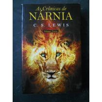 C S Lewis - As Crônicas De Nárnia - Volume Único