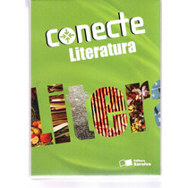 Conecte Literatura 5 Livros + Box William Roberto Cereja
