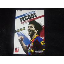 Livro Il Calcio Di Messi - Ai Raggio X -di Luigi Garlando