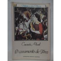 Biblioteca Das Moças - O Casamento De Ana - Concordia Merrel