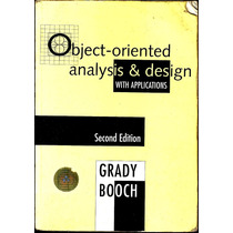 Livro Object-oriented Analysis & Design With Applications -