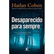 Livro - Desaparecido Para Sempre - Harlan Coben