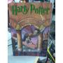 Livro Harry Potter E A Pedra Filosofal Vers Econômica