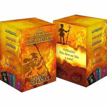 Livro - As Aventuras Do Caça-feitiço (6 Volumes) - Lacrado