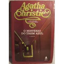 Livro: Christie, Agatha - Mistério Do Trem Azul Frete Grátis
