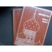 Dostoiévski - Crime E Castigo - 2 Volumes