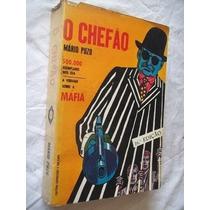 * Livro - Mario Puzo - O Chefão - Literatura Estrangeira