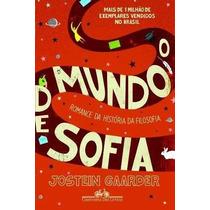Livro O Mundo De Sofia De Jostein Gaarder