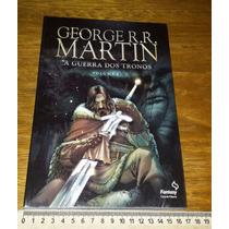 Guerra Dos Tronos Hq Volume 1 Game Of Thrones Graphic Novel