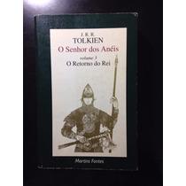 Livro: O Senhor Dos Anéis - O Retorno Do Rei - Volume 3