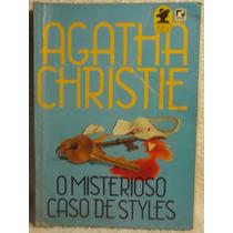 Livro: Christie, Agatha, Misterioso Caso Styles Frete Grátis