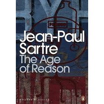 Livro The Age Of Reason Por Jean-paul Sartre