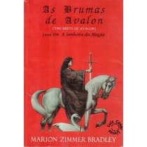 Livro - As Brumas De Avalon - 4 Vol. - Bradley Marion Zimmer