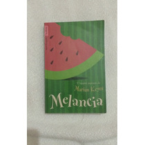Livro Melancia Pocket Book (livro De Bolso)