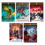 Coleção Heróis Do Olimpo 5 Volumes