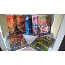 Harry Potter - Coleção Completa (7 Livros) - Ed. Econômica