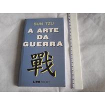 Livro A Arte Da Guerra De Sun Tzu Ed Bolso Set 2004 147 Pags