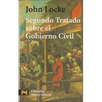 Segundo Tratado Sobre El Gobieno Civil - Locke