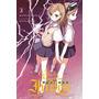 A Certain Magical Index Vol.3 Livro Light Novel Encomenda In