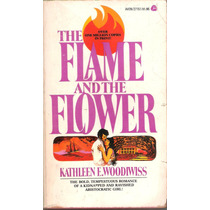 Pockt Book The Flame And The Flower Kathleen E. Woodiwiss