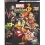 Livro Marvel Vs. Capcom 3 Fate Of Two Worlds Bradygames