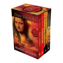 Box Aventuras De Robert Langdon Dan Brown (4 Livros) !