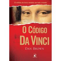 Livro - O Código Da Vinci - Dan Brown - Novo - Lacrado